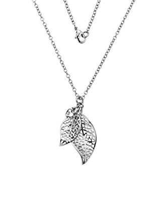 it DIAMONDS Rhodium Plated Diamond 'Eden' Necklace