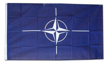 NATO - 3' x 5' Polyester Flag