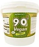 Nutrisport 90+ Protein Vegan Powder 5kg