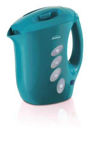 Sunbeam 1.8-Liter Electric Kettle, 1500-Watt