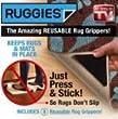 Allstar Mark RU011132 Ruggies Rug Grippers - Set of 8 Pack Of 6