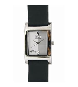 Maxima Men's Attivo Analogue White Dial Watch - 09392LMGI