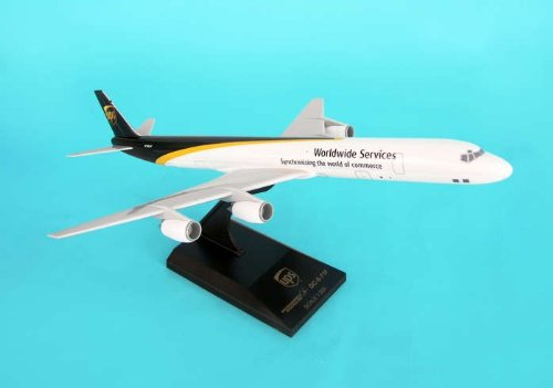 Skymarks UPS United Parcel Service DC-8 Model Airplane