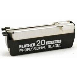 Feather Artist Club Professional Blades 20 blades