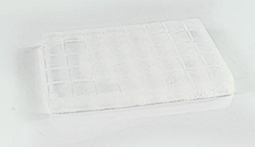 Clear Gycerine Soap Base- 2lb