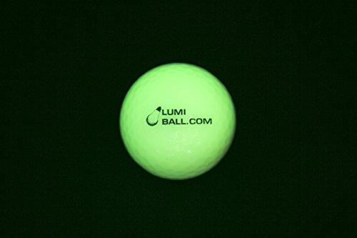 Lumiball 10er Pack (Nachtgolf)