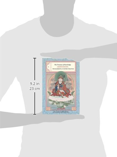 The Treasury of Knowledge: Book 8, Part 3: The Elements of Tantric Practice: Elements of Tantric Practice Bk. 8, Pt. 3