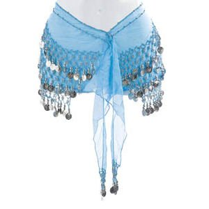 FREE CROCHET PATTERN BELLY DANCE HIP SCARF - Crochet and ...