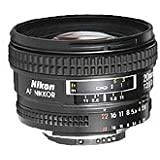 Nikon 20mm f/2.8D AF Nikkor Lens for Nikon Digital SLR Cameras