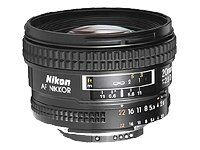 Nikon 20mm f 2 8D AF Nikkor Lens for Nikon Digital SLR Cameras