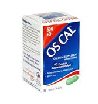 7747858 Pt# 88165475 Os-Cal 500+D Calcium Carbonate/ Vitamin D3 Caplets Adult 75/Bt Made By Gsk Consumer Healthcare