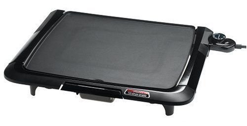 New Presto 7045 Cool Touch Electric Tilt'Ndrain Griddle - 120 Volts Ac, 1500 Watts