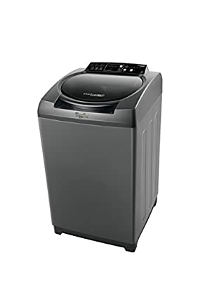 Whirlpool Stainwash Deep Clean  Fully-automatic Top-loading Washing Machine (6.2 kg, Grey)