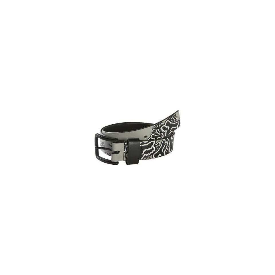 Fox Racing Slapstick Belt   Medium/Grey