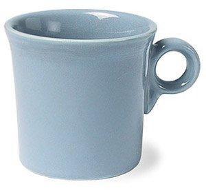 Homer Laughlin China Fiesta Periwinkle Blue Mug