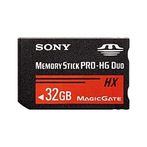 SONY PRO -HG Duo 32GB HX 50MB/s记忆棒 6090日元