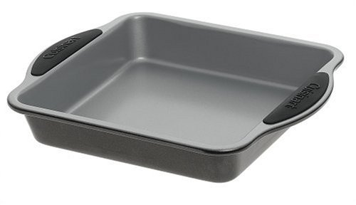 Cuisinart Easy Grip Bakeware 9-Inch Square Cake Pan - Buy Cuisinart Easy Grip Bakeware 9-Inch Square Cake Pan - Purchase Cuisinart Easy Grip Bakeware 9-Inch Square Cake Pan (Cuisinart, Home & Garden, Categories, Kitchen & Dining, Cookware & Baking, Baking, Cake Pans, Square & Rectangular)