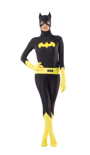 Women's Dc Comics Superhero Batgirl Bodysuit