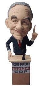 Odash Ron Paul Bobblehead
