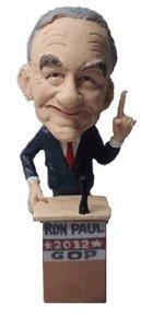 Odash Ron Paul Bobblehead