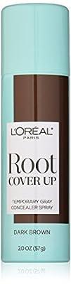 LOreal Paris Hair Color Root Cover Up Dye Dark Brown 2 Ounce