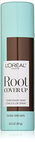 L'Oreal Paris discount duty free L'Oreal Paris Hair Color Root Cover Up Dye, Dark Brown, 2 Ounce