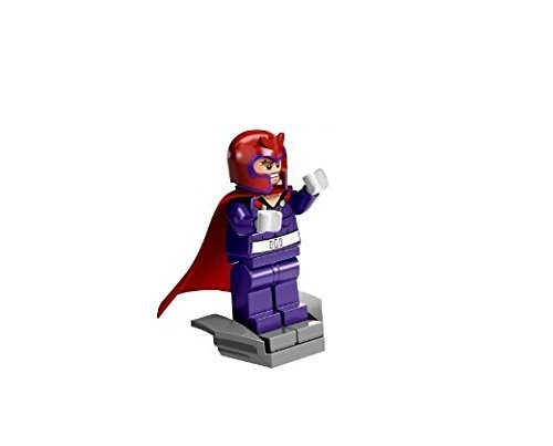 Lego 2014 Marvel X-men Magneto minifigure - 1