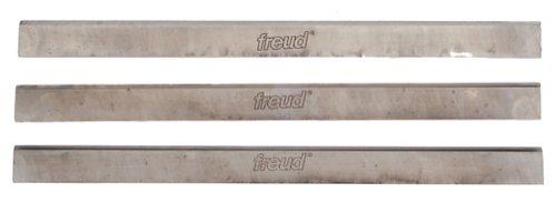 Freud C012 12-Inch x 7/8-Inch x 1/8-Inch Planer Knives - 3-Piece Set