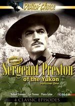 Sergeant Preston of the Yukon Volume One (Sergeant Preston Of The Yukon compare prices)