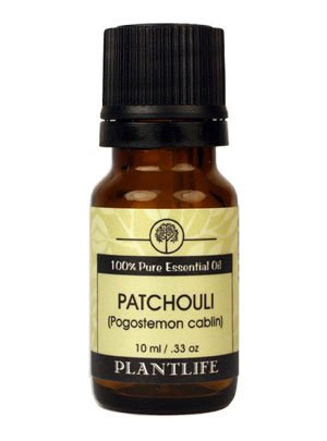 Patchouli 100% Pure Essential Oil - 10 ml