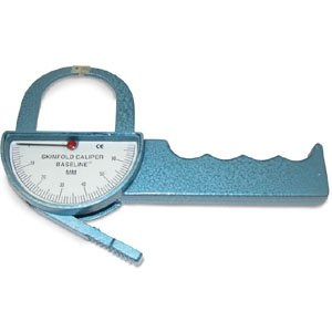 Cheap Skinfold Caliper, Carrying case, booklet and body fat percentage tables included. (B0050JL8RK)