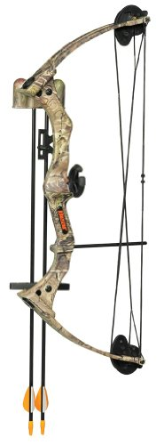 Bear Archery Right Hand Warrior III Bow Set
