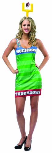 Rasta Imposta Women's Touchdown Dress, Multi, One Size