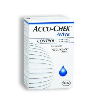 Cheap -Accuchek aviva 2 lvl cntrl sol. ACCU-CHEK?? Aviva 2 Level Glucose Control Solution (B001ISE9B4)