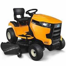 "Cub Cadet LT54 FAB (54"") 24HP Kohler Lawn Tractor w/ Fab Deck (2015 Model) - 13WQA1CA010"