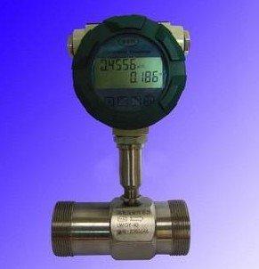 Gowe® Turbine Flowmeter (24Vdc Power Supply, Threaded Connection)