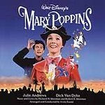 img - for Mary Poppins Soundtrack (Audio CD ed.) book / textbook / text book