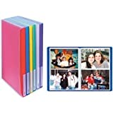 Bulk Buy: Pioneer Albums Space Saver Photo Album Pockets Holds Photos Up To 4'X6' (3-Pack)