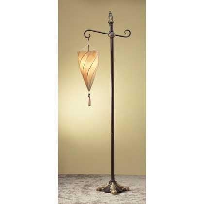 Hanging Shade Floor Lamp