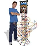 K'nex Serpent's Spiral Coaster - 1114 pcs ~ K'Nex