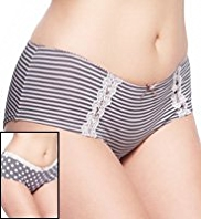 2 Pack Limited Collection Low Rise Assorted Shorts