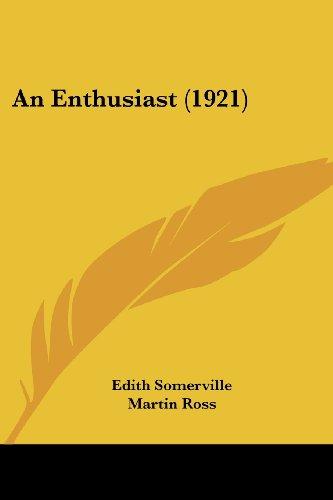 An Enthusiast (1921)