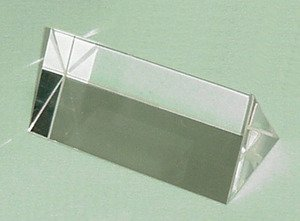 SEOH Prism Acrylic 25mm x 25mm Light Refraction - 1