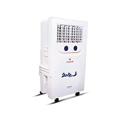 Singer Atlantic Mini 20-Litre Personal Cooler (White)