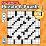 Crossword Puzzle Jigsaw Puzzle 500pc - 1