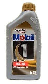 Mobil 1 Turbo Diesel 0W-40 3x1 Liter D/AT Motoröl