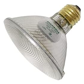 Sylvania 14710 50 Watt PAR30 Flood Capsylite Light Bulb