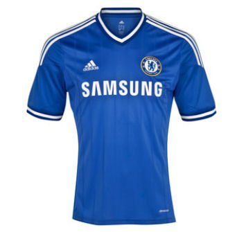 CHELSEA 2013/2014 Junior Home Shirt, Age 12