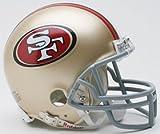 NFL San Francisco 49ers Replica Mini Football Helmet