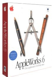 Appleworks 6.2.2 Office [Old Version]
